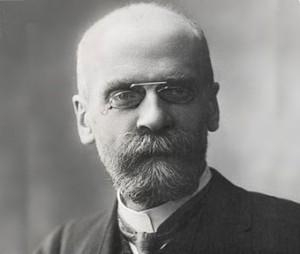 Aquí, el padre de la sociología