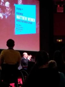 Matthew Weiner en Seriesmania