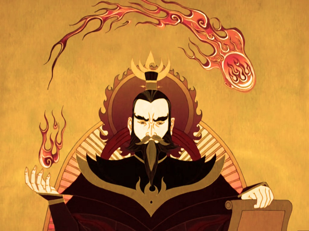 El Fire Lord Sozin, teórico del imperialismo