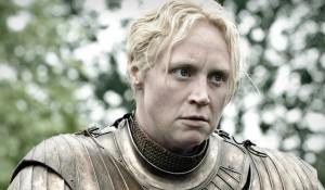 Brienne de Tarth, observadora de Naciones Unidas en Poniente