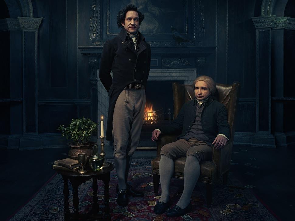 Jonathan Strange y Mr.Norrell, dos caballeros ilustrados