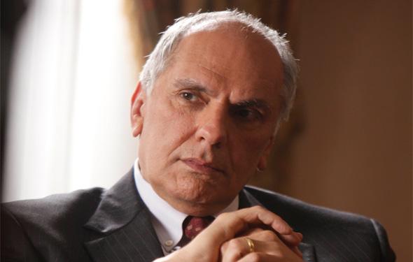Actor especializado en sociedades secretas y conspiraciones