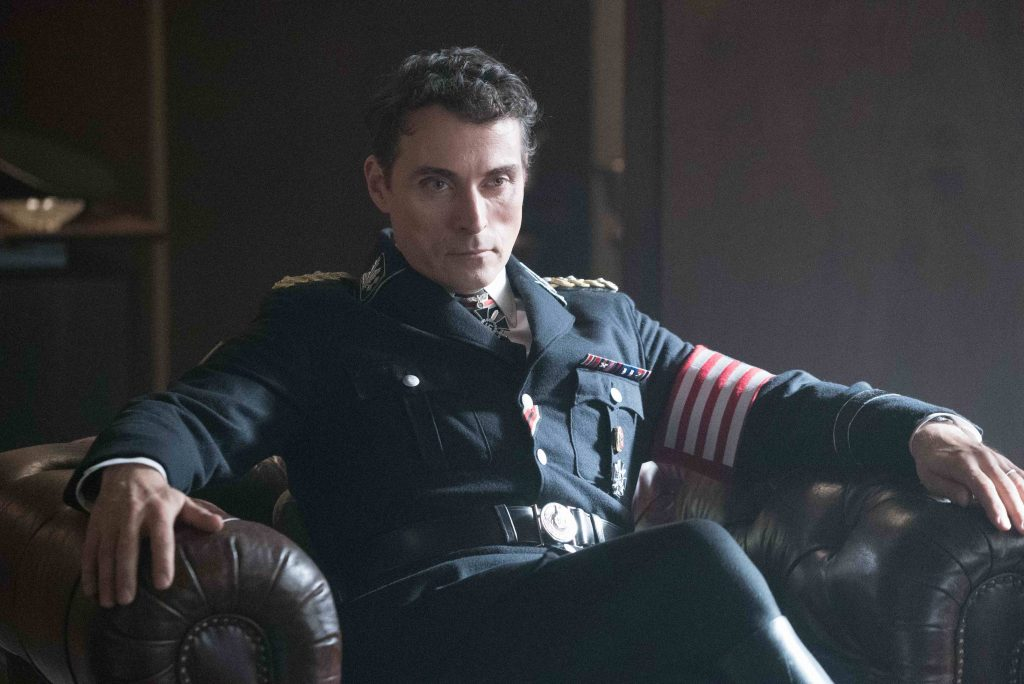 Foto del John Smith de The Man in The High Castle