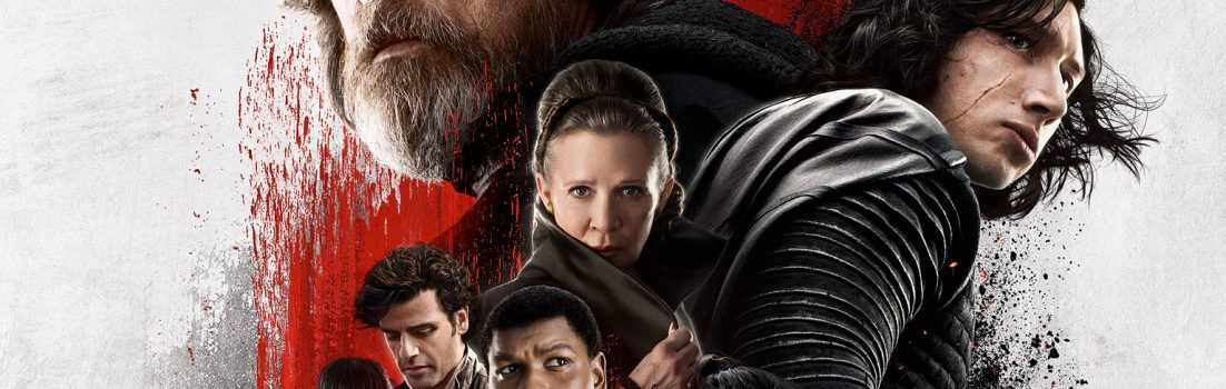 Poster de Star Wars Last Jedi